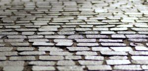 J. Cordell Stone Flooring Install